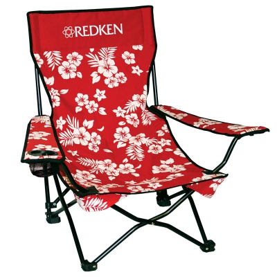 PRINTED HAWAII CHAIRS