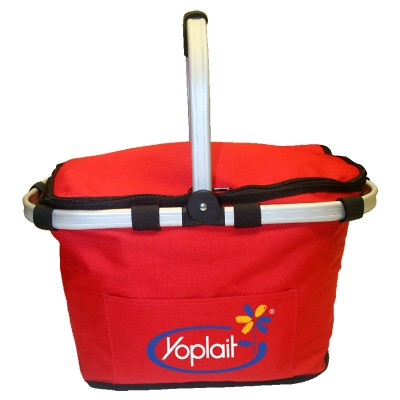 CUSTOMIZED INSULATED PICNIC BASKET